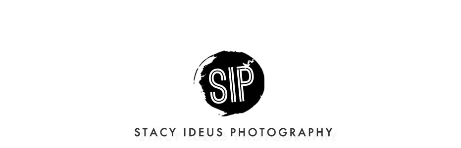 SIP [stacy ideus photography] logo